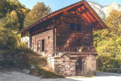 Rustico Buseno Val Calanca
